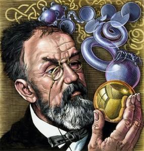 Henri Poincare, French mathematician. Photography. Encyclopædia Britannica ImageQuest. Web. 29 Sep 2015.