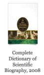 Scientific Biography
