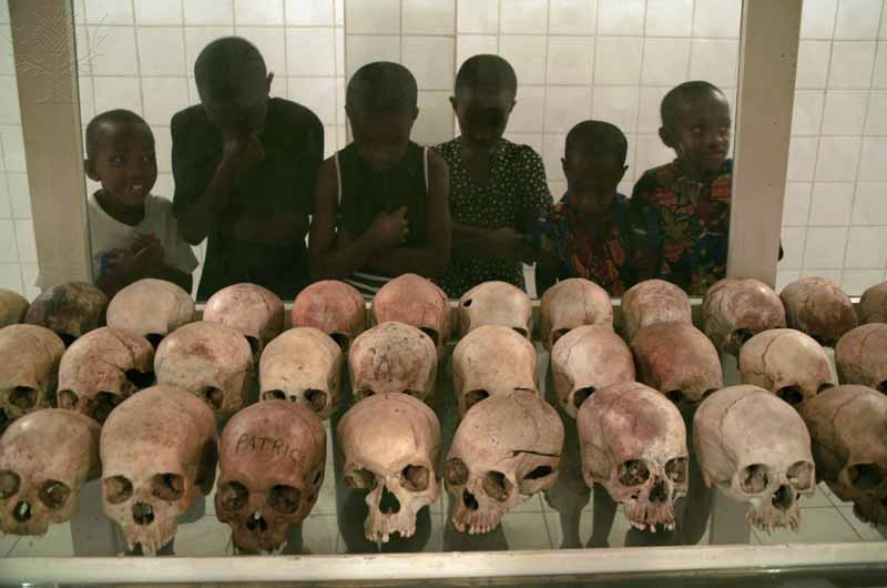 Rwandan Genocide (1/6)